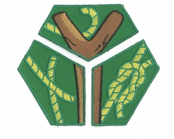 Roverscouts badge